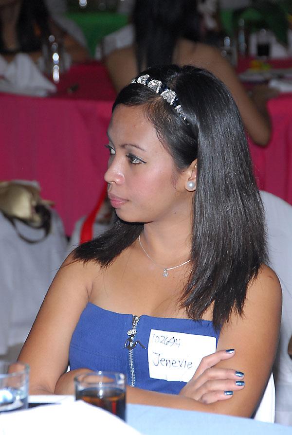 Young Filipino women - 2009-2010 new year 075